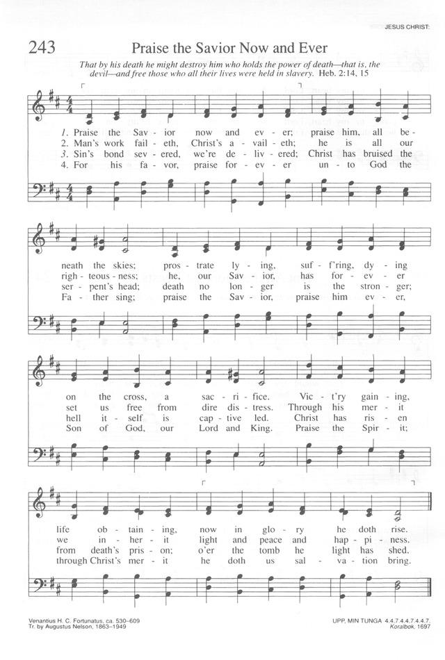 Trinity Hymnal (Rev. ed.) page 254