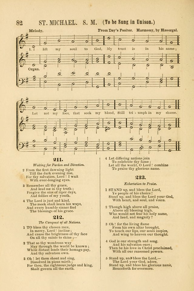Temple Melodies: a collection of about two hundred popular tunes, adapted to nearly five hundred favorite hymns, selected with special reference to public, social, and private worship page 89