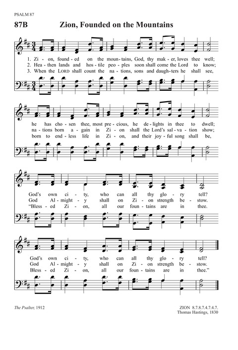 ZION (Hastings)   Hymnary org