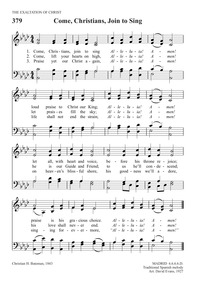 MADRID (Spanish) | Hymnary org