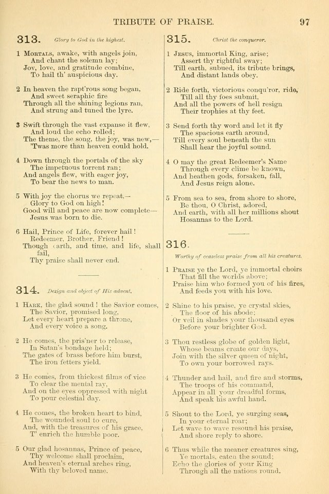The Tribute of praise and Methodist Protestant Hymn Book. page 114