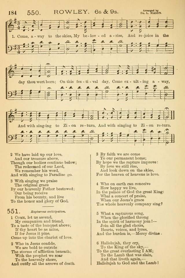 The Tribute of praise and Methodist Protestant Hymn Book. page 201