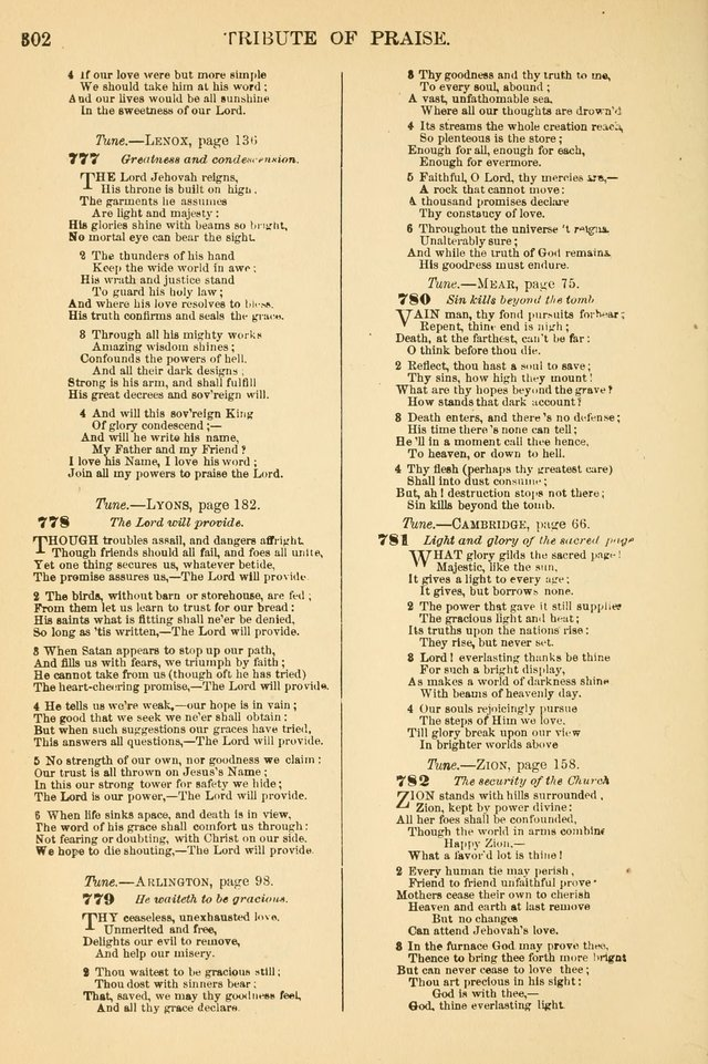 The Tribute of praise and Methodist Protestant Hymn Book. page 319