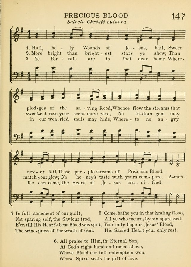 A Treasury of Catholic Song: comprising some two hundred