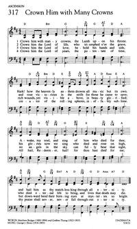DIADEMATA (Elvey) | Hymnary.org