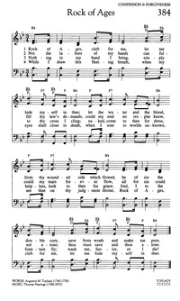 Lyric just as i am without one plea lyrics : Rock of Ages, Cleft for Me | Hymnary.org