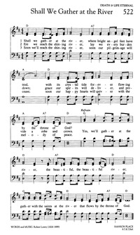 Violin silver bells violin sheet music : Shall We Gather at the River? | Hymnary.org