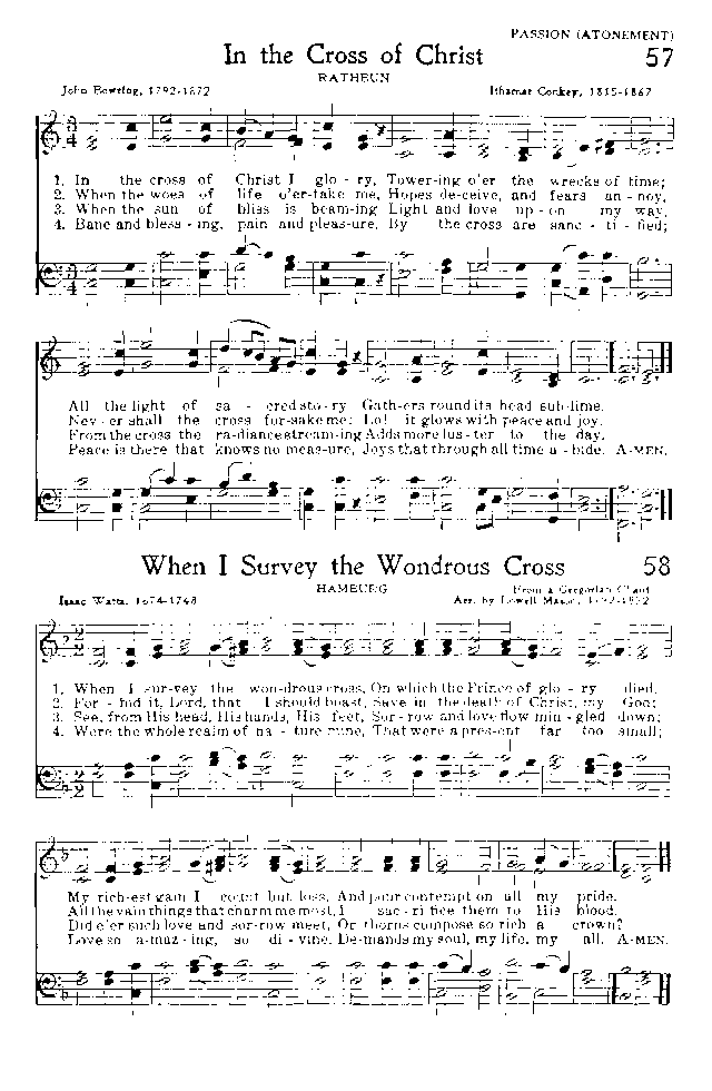 Worship and Service Hymnal: For Church, School, and Home page 51