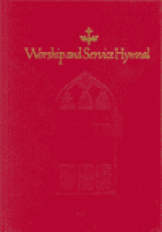 Worship and Service Hymnal: For Church, School, and Home page cover