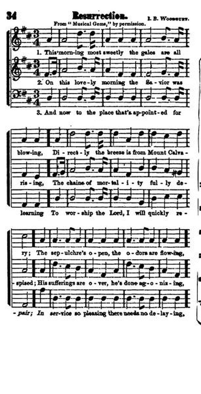 The Wesleyan Minstrel: a Collection of Hymns and Tunes. 2nd ed. page 35