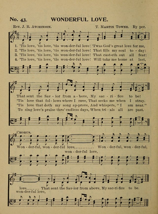 Welcome Songs page 42