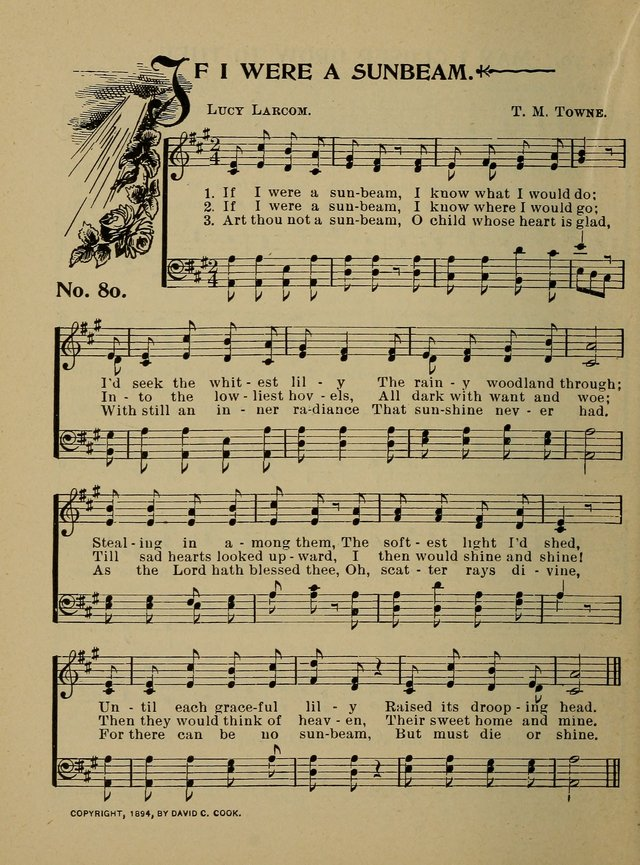 Welcome Songs page 76
