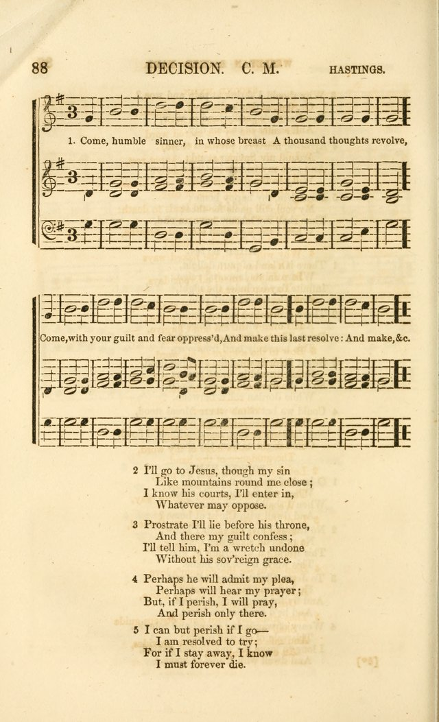 The Wesleyan Sacred Harp: a collection of choice tunes and hymns for prayer class and camp meetings, choirs and congregational singing page 95