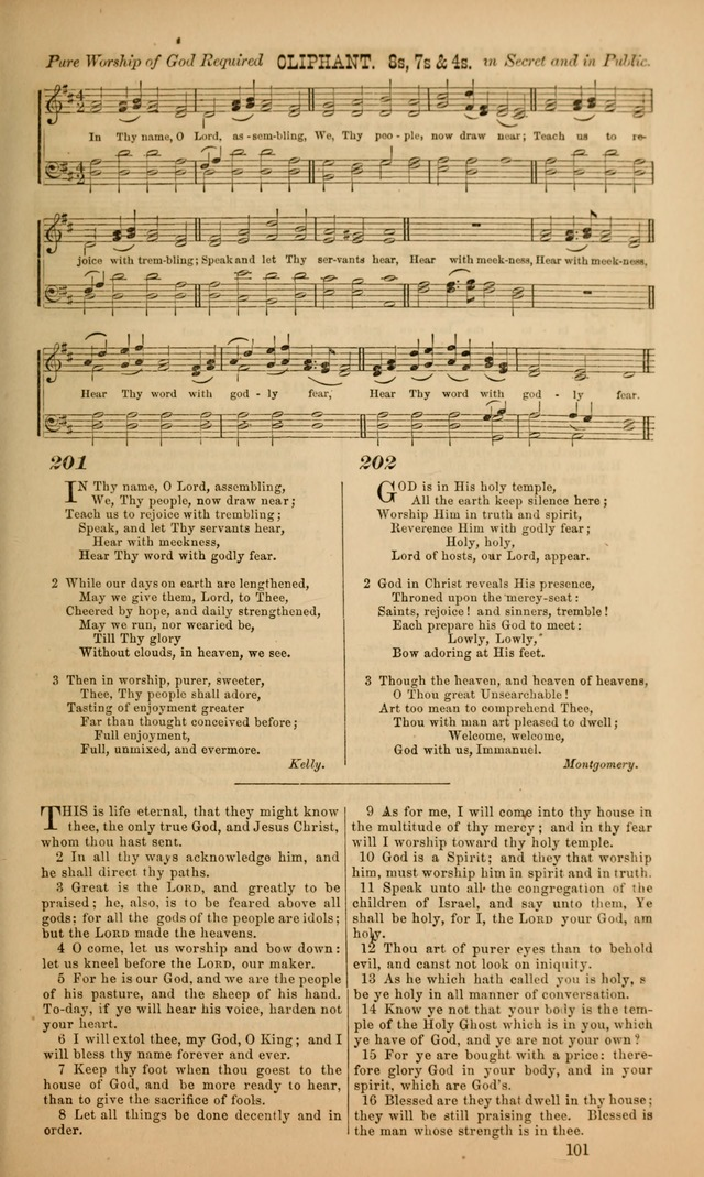 Worship in the School Room: a manual of devotion intended especially for the school, also adapted to the family page 101