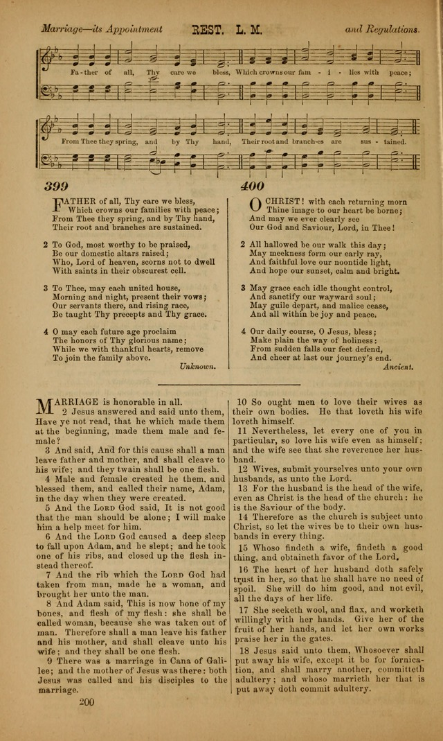 Worship in the School Room: a manual of devotion intended especially for the school, also adapted to the family page 200