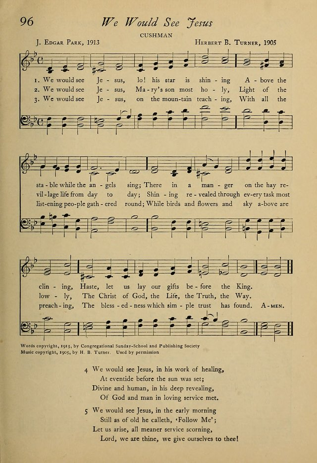 Worship and Song. (Rev. ed.) page 85