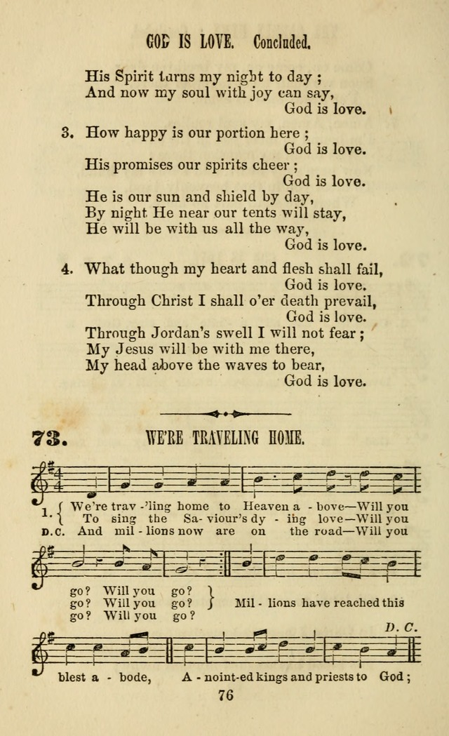 Zion hymn and tune book: for use in the church, prayer-meeting, school and houselhold page 81