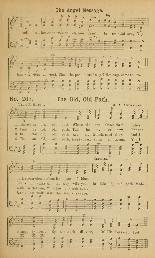 Zions Praises 1st Ed 206 I Have Found The Glorious Gospel That Was Taught In Former Years